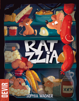 Ratzzia board game