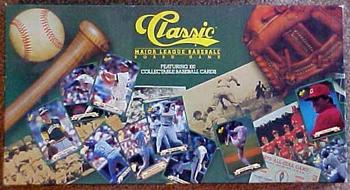 Classic Major League Baseball board game