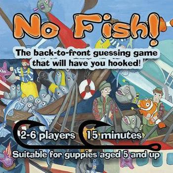No Fish! board game