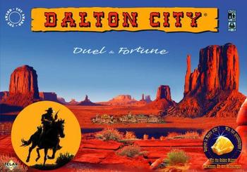 Dalton City board game