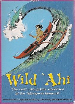 Wild 'Ahi board game