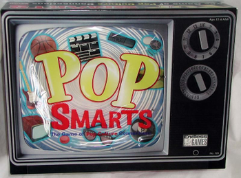Pop Smarts board game