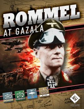 Rommel At Gazala (Second Edition) board game