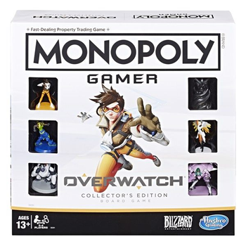Monopoly: Overwatch Collector's Edition board game