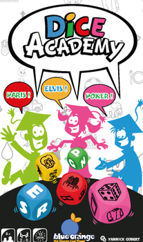 Dice Academy board game