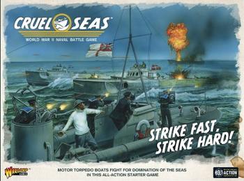Cruel Seas: Starter Set board game