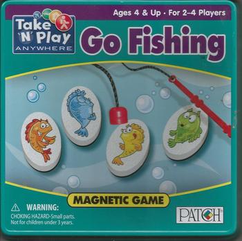 Go Fishing board game