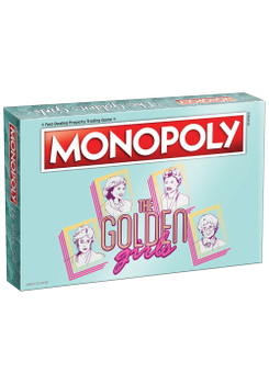 Monopoly: The Golden Girls board game