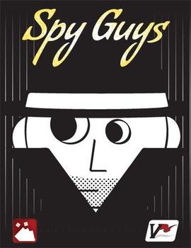 Spy Guys board game
