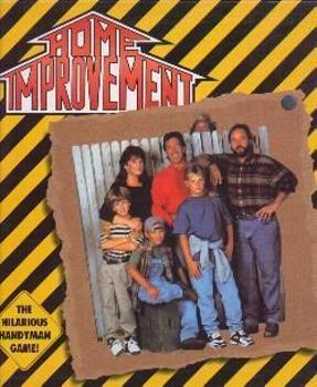Home Improvement board game