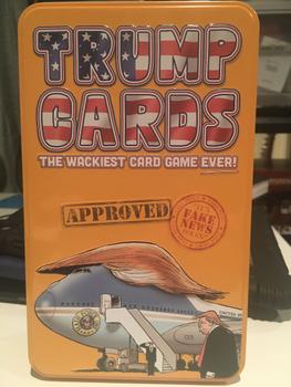 Trump Cards board game