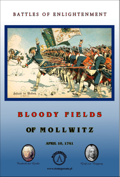 Bloody Fields of Mollwitz board game