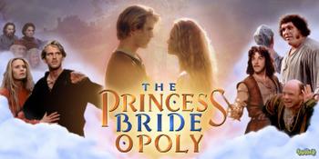 Princess Bride'Opoly board game