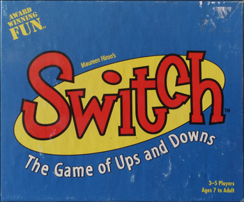 Switch: The Game of Ups and Downs board game