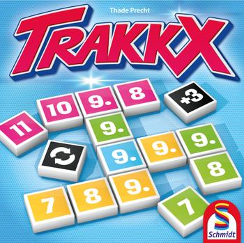 TrakkX board game