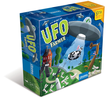UFO Farmer board game