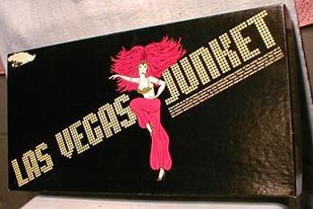 Las Vegas Junket board game