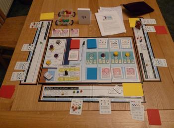 Q4 board game