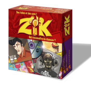Zik board game