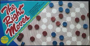 The Right Moves board game