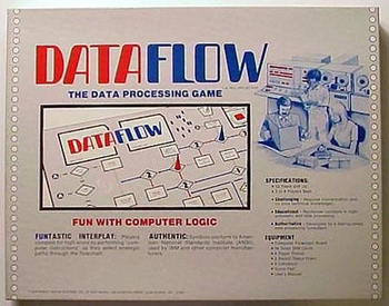 DataFlow board game