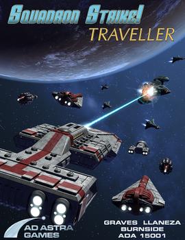 Squadron Strike: Traveller board game