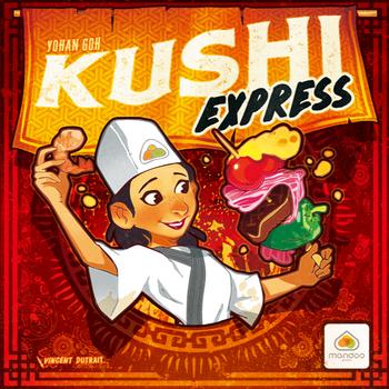 Kushi Express board game