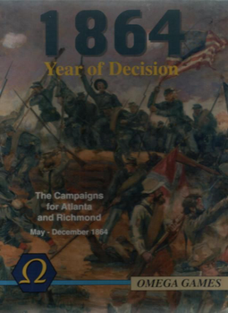 1864: Year of Decision board game