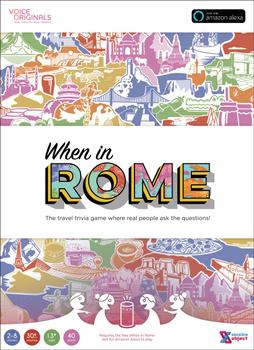 When in Rome board game