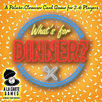 What's For Dinner? board game