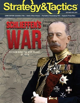 Schlieffen's War board game