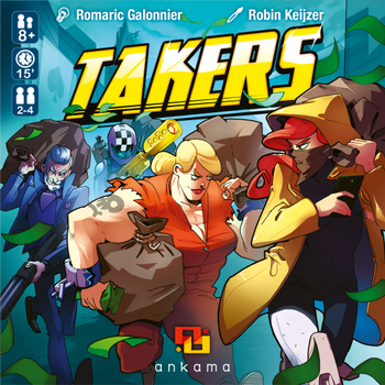 Takers board game