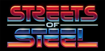 Streets of Steel board game