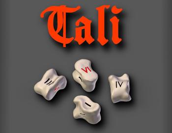 Tali board game