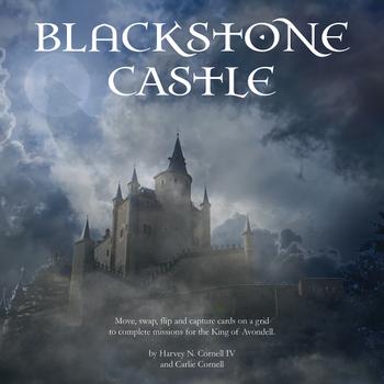 Blackstone Castle board game
