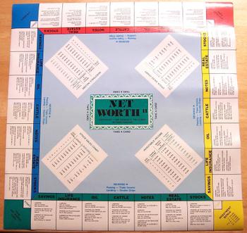 Net Worth II board game