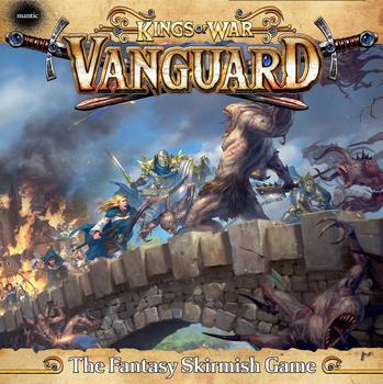 Kings of War: Vanguard board game