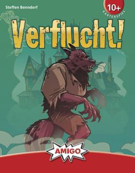 Verflucht! board game