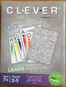 CLEVER board game