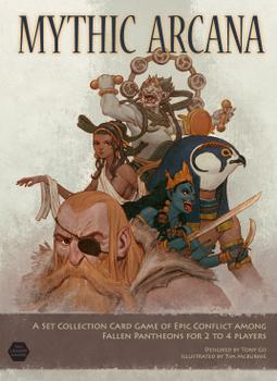 Mythic Arcana board game
