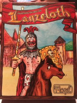Lanzeloth board game