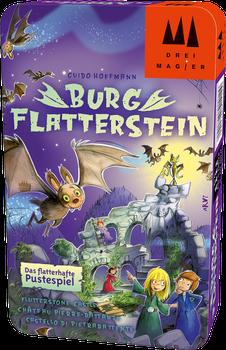 Burg Flatterstein (reisespiele) board game
