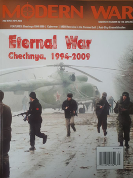 Eternal War, Chechnya, 1994 - 2009 board game