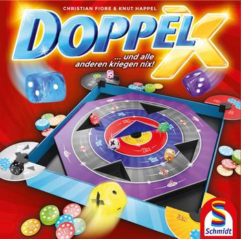 Doppel X board game