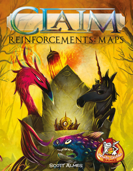 Claim: Reinforcements – Maps board game