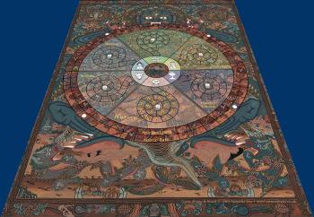 BuddhaWheel board game