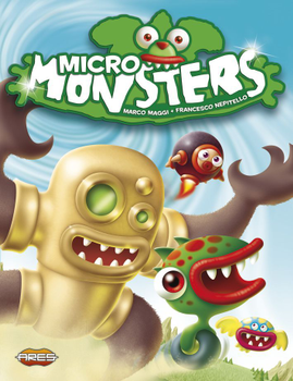 Micro Monsters board game