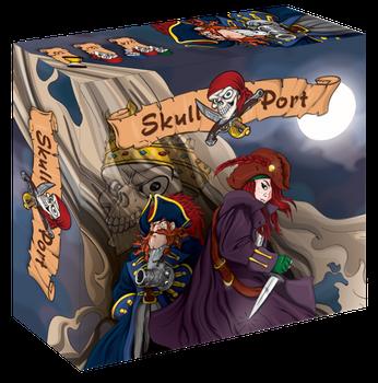 Skull Port board game