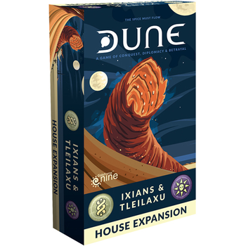 Dune: Ixians & Tleilaxu House Expansion board game