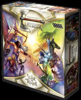 Berserk: War of the Realms board game